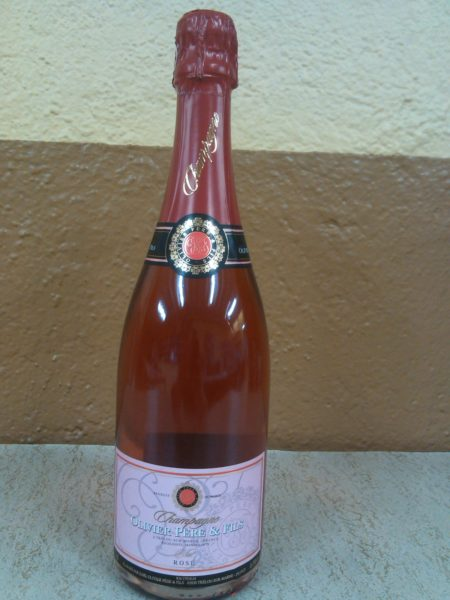 CHAMPAGNE ROSE